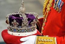 British Monarchy - Jewels / Thank you! to all of you wonderful people who upload these marvelous photographs and items onto Pinterest. I enjoy and appreciate them so much. / by Lynn Leyda
