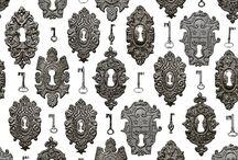 graphic//print / design pattern