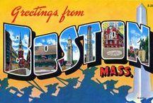 BOSTON♥MA♥THAT DIRTY WATAH!! / All about Boston!! / by Tina Richer