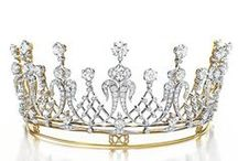Circlets, Tiaras  and Diadems / by Alicia Deats