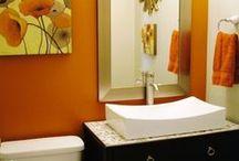 Banheiros / Veja como aproveitar melhor os espaços