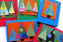xmas cards DIY