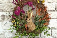 EASTER DECOR, EASTER WREATHS, EASTER EGGS. DESIGNER EASTER EGGS. EASTER CRAFTS. EASTER COSTUMES. EASTER BUNNY. EASTER MINI TREE. EASTER ORNAMENTS. EASTER PARTY IDEAS. EASTER PROPS. / EASTER DECOR, EASTER WREATHS, EASTER EGGS. DESIGNER EASTER EGGS. EASTER CRAFTS. EASTER COSTUMES. EASTER BUNNY. EASTER MINI TREE. EASTER ORNAMENTS. EASTER PARTY IDEAS. EASTER PROPS. EASTER SCULPTURES. EASTER GARLANDS.  EASTER GAMES. PAINTING & DECORATING EASTER EGGS. / by Elizabeth Delpha