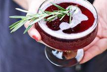 Cocktails & drinks / Bebidas refrescantes para tus fiestas