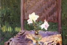 Favourite Painters / Those I derive inspiration from and can teach me something new about stye, and technique