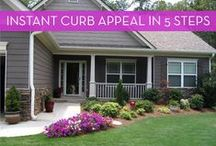 Curb Appeal / Making your home the prettiest on the block