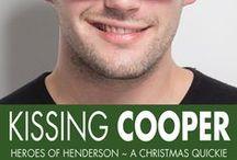 Kissing Cooper