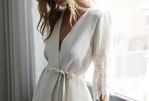 Batas Novia / Batas y kimonos para novias. Ideales para tus fotos antes de la boda