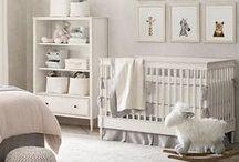 Nurseries / Nursery decor inspiration