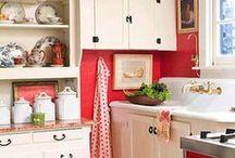 cozinhas - kitchens / by Rose Oliveira