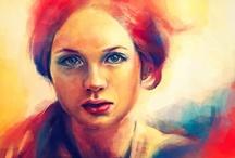 Art<3 / by Bibbit Hall
