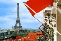 Luxury Hotels in Paris / by Five Star Alliance