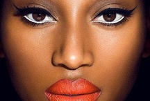 Makeup and Everything Beautiful / by Felicia Jones-Burgess
