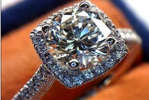 Diamonds Are A Girls Best Friend / by Jessica Huth