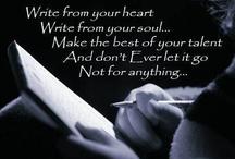 Writer / by Bibbit Hall