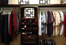 Closet Redo / I redid my closet!