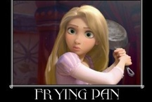 Frying Pans FTW / My love for frying pans as weapons in movies. (Weird theme, much?)