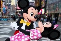 Disney / by Jessica Huth