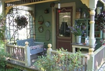 Porches / ..because a house without a porch is like cake without frosting.