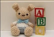 Crochet dolls - amigurumi