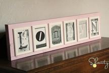 Free Printables & Fonts / by Sara Bentley