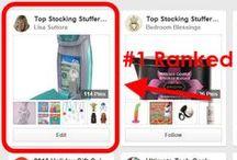Pinterest for Ecommerce / Pinterest marketing strategies for online merchants.