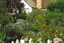 Cozy Cottages / Admit it. You love them.