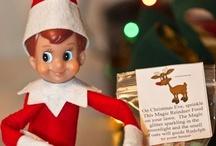 Jingle (Our Elf on the Shelf) / Ideas for Mason's Elf On The Shelf / by Jessica Huth