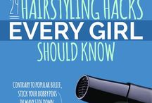 Hair How-To's / by Sara Bentley