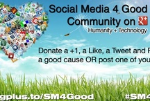 Social Media 4 Good / This is a public board dedicated to #socialgood. Please Pin your relavent discoveries of #socialmedia4good. Images, infographics, articles, videos, conferences, #nptech, #nonprofit storytelling, blogs, #philanthropy, and global #foundations. Visit http://SM4Good.org and post a message within the Help Desk sub-section to request Pinning access to this board. / by Gabriel Reynoso