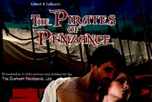 Pirates! / Inspiration board for The Pirates of Penzance!