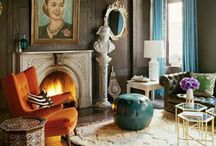 INTERIORS | SPACES / Interiors I'm inspired by / by Beth Dotolo