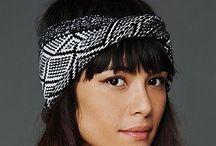 hats. headbands.