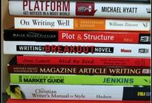 Writing - Resources / Books about writing and editing that I highly recommend. Along with some websites, blogs, etc.