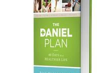 The Daniel Plan / I've seen firsthand how this program has the power to revolutionize your health just like it's done for thousands of others! Join Pastor Rick Warren, Dr. Daniel Amen, and I in this amazing journey!