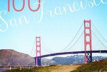 San Fran trip / by Joni Drake Ward