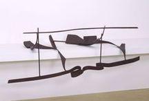ReUpSculpture. / Taking design inspiration from some sculptural heavyweights.