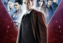 Doctor Who / All things of The Doctor / by Laura Sullivan