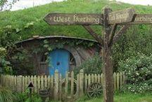 Home Sweet Hobbit Home