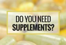 Do You Need Supplements? / We cannot get away from the need for nutritional supplements!