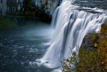 Waterfalls and hikes! ❤️ / by Joni Drake Ward