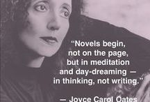 Quotes ~ Writing / Quotes about writing.