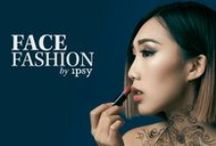 """FACE FASHION / This September, leave the past behind and take a leap into Fall with our """"Face Fashion"""" theme! Go backstage to see how our #ipsyStylists Chrisspy, Christen Dominique, Desi Perkins, LustreLux & IAMKARENO get runway ready!  If you aren't an ipsy subscriber, get ready for your close-up with the Glam Bag and receive 5 full-size or deluxe sample-size beauty products plus a fashionable makeup bag for only $10/month: https://www.ipsy.com/"""