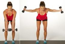 Breast Inspired Exercise / Ideas for naturally enhancing lift, size, and underarm tissue.