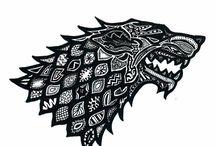 | asoiaf; lyanna stark | / winter is coming. the wolf maid. lyanna stark of the house stark.