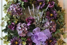 Wreaths  / by Sandy Whittaker