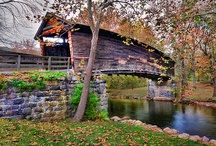 Covered Bridges / by Sandy Whittaker