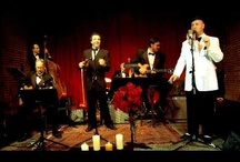 Wine and Roses Jazz Standards / http://www.theteahousecompany.com/wine-and-roses-band-2/  Harnessing the magic of jazz, rock, pop, swing, Latin, and old world musical styles, this group of top-flight L.A. talent will bring sizzle to your special occasion.