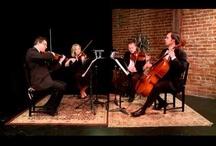 Sparrow Lane String Quartet  / Classical, pop, jazz, tangos, and more...  Book Now for your event! www.theteahousecompany.com