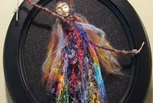 Fiber Arts & Crafts / by Peggy Lipp